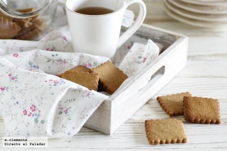 Receta de galletas de melaza y especias, para alegrar las tardes cuando ya refresca