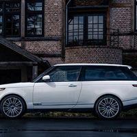 Range Rover Adventum de dos puertas sí tiene el derecho a llamarse SUV coupé