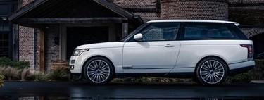 Range Rover Adventum Coupé, el SUV de dos puertas se hace realidad en una edición muy limitada