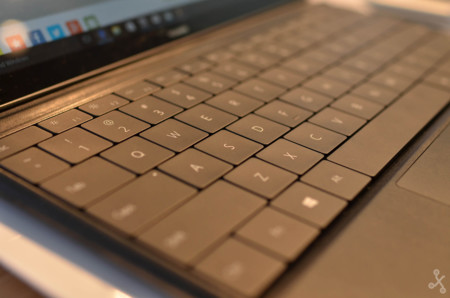 Huawei Matebook teclado