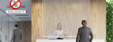 La vuelta al trabajo en tiempos del coronavirus: 14 ideas para hacer frente a la COVID 19 en oficinas y tiendas
