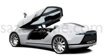 Saab Aero-X Concept, nuevas imágenes
