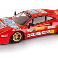Scalextric lanza una edición limitada del Ferrari 308 GTB que pilotó Antonio Zanini