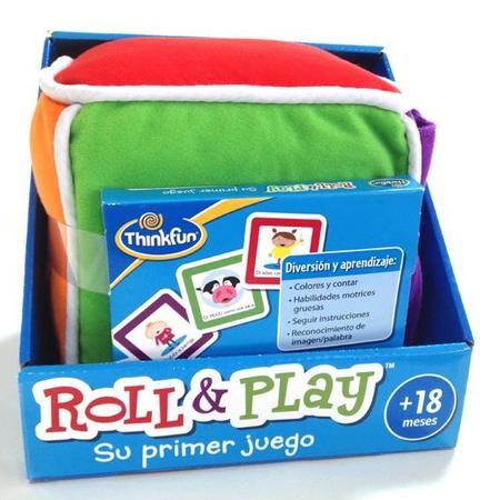 Roll & Play juego educativo pruebas