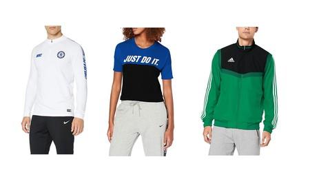 14 chollos en tallas sueltas de pantalones, camisetas y sudaderas deportivas de marcas como Nike, Adidas o Puma en Amazon por menos de 20 euros