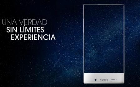 AQUOS Crystal, el nuevo móvil Android de Sharp