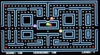 Un Pacman para la PSP