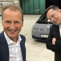 """Volkswagen carga contra el coche de hidrógeno: """"No es la solución. ¡Escuchad a la ciencia!"""""""