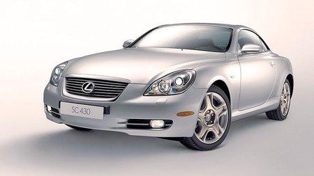 ¿Volverá el Lexus SC?