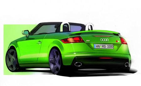 Audi TT-RS Cabrio