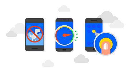 Las aplicaciones web progresivas llegan ya Google Chrome para Android