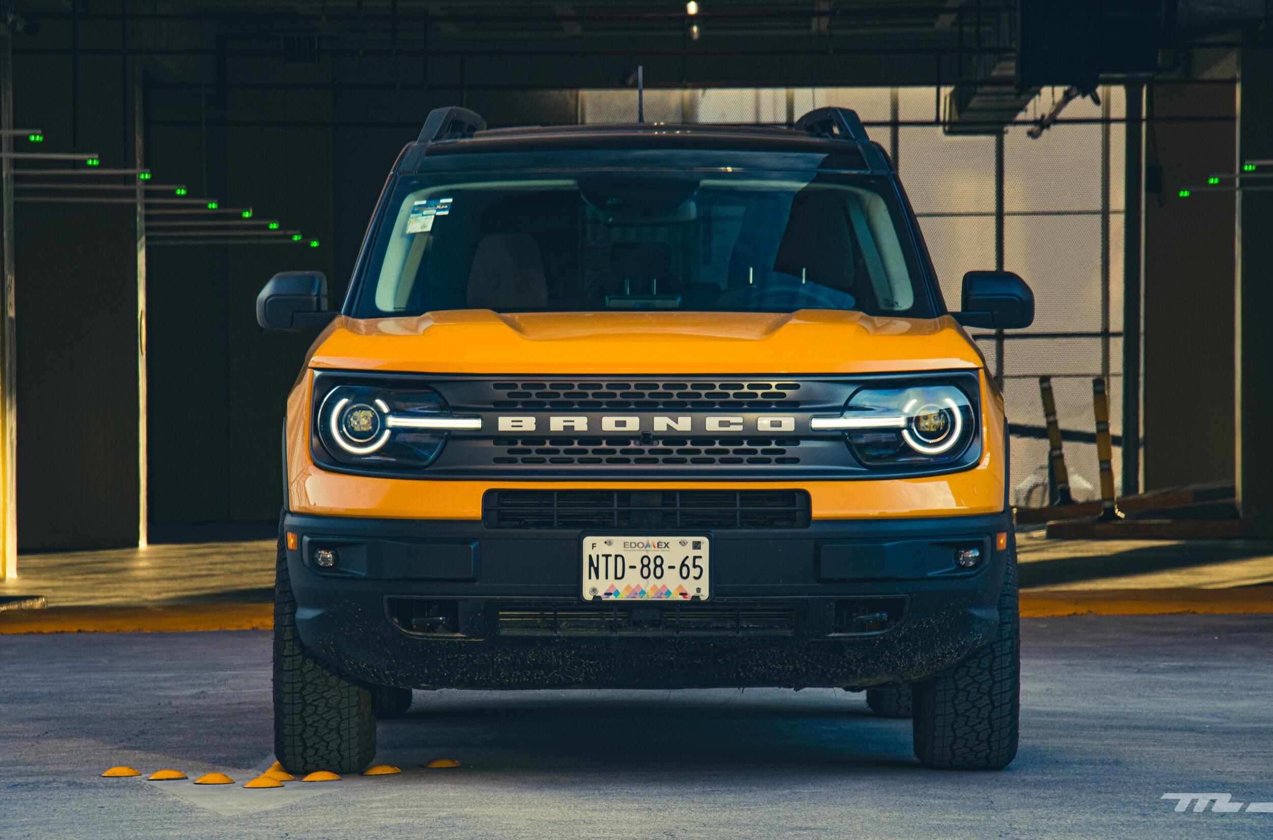Foto de Ford Bronco Sport, a prueba (8/50)