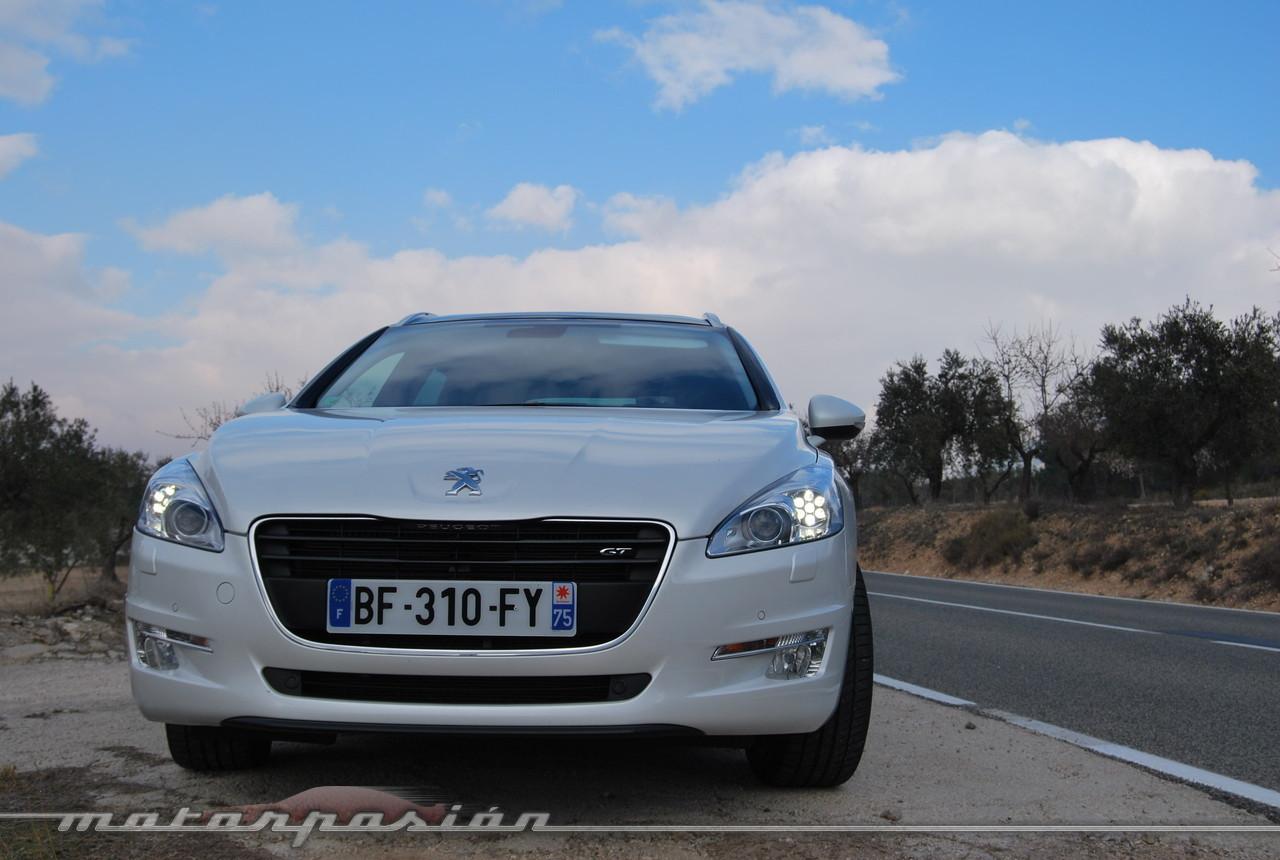 Foto de Peugeot 508 y 508 SW (presentación) (116/118)