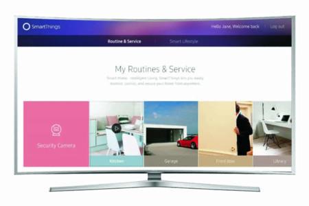 Samsung Tv Iot Hub