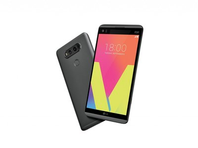 LG estaría preparando un V20 de pantalla más reducida para el mercado internacional