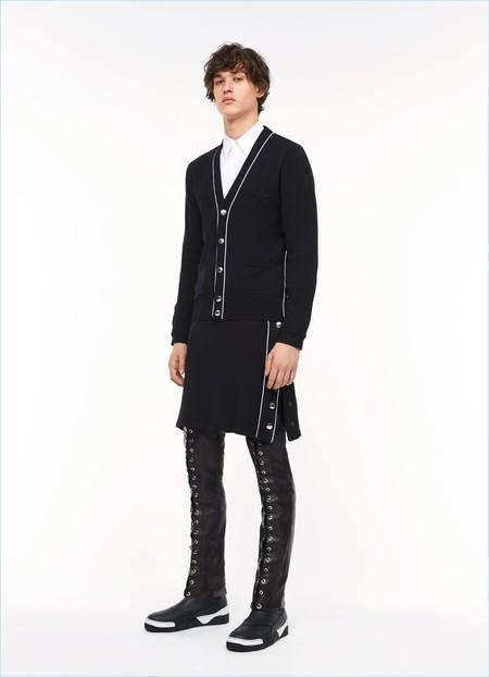 La colección Pre-Fall 2017 de Givenchy muestra todo el esplendor creativo de Riccardo Tisci