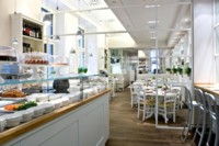 El sitio más molón para calmar el apetito en Milán responde al nombre de Bianco Latte