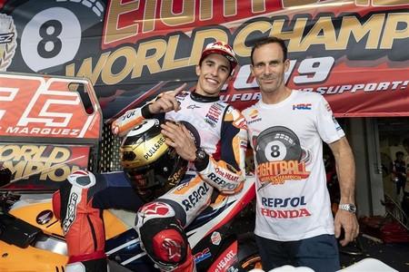 Puig Marquez Tailandia Motogp 2019