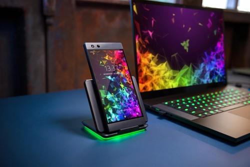 Razer Phone 2: así es el nuevo móvil gaming con pantalla de 120Hz, Snapdragon 845 y refrigeración por cámara de vapor