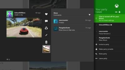 Estas son algunas de las novedades de la actualización de abril de la Xbox One