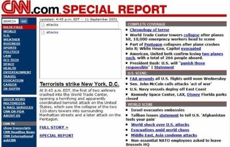 Imagen de la semana: el aspecto y la reacción de internet ante los atentados del 11-S
