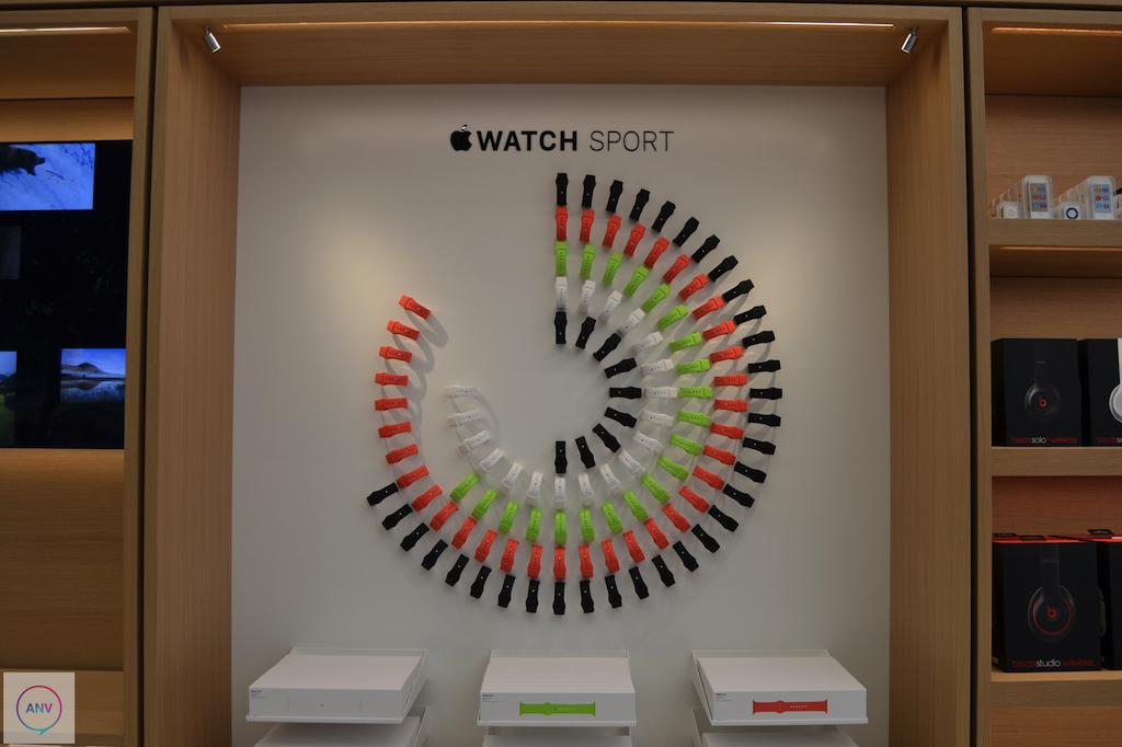 Foto de Apple Store de Bruselas (9/11)