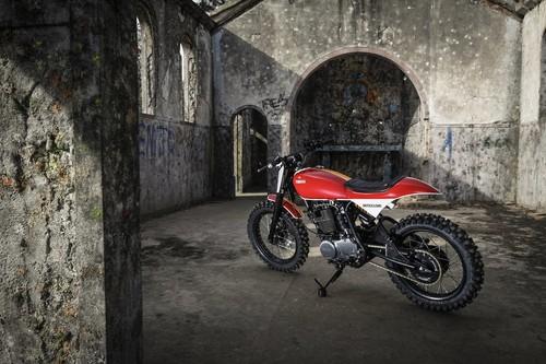 Yamaha SR400 CS_05 Zen, la versión de itroCkS!bikes
