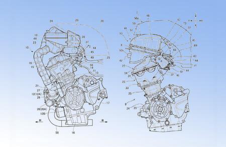 Suzuki Sv650 2021 Patentes 2