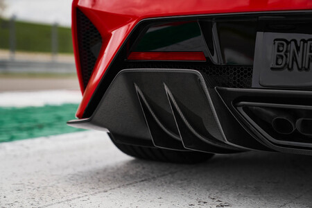 Honda NSX Type S 2022