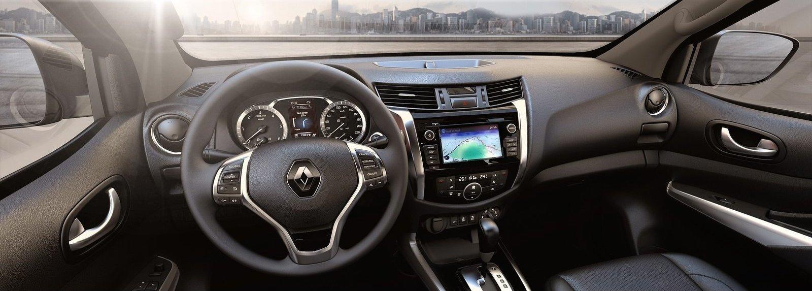Foto de Renault Alaskan (18/19)