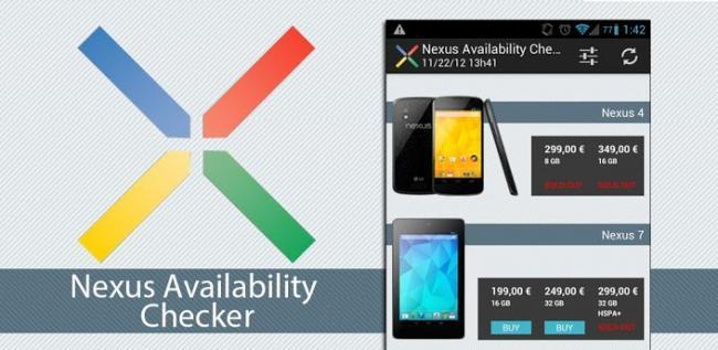 Nexus Availability Checker