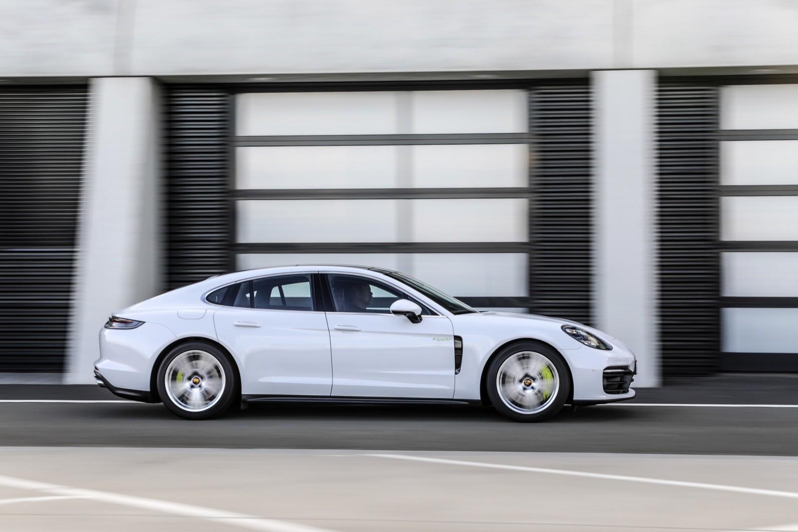 Foto de Porsche Panamera 2021 (38/57)