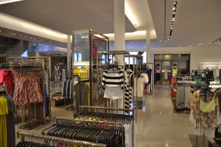 Zara Serrano calle 23 Madrid tienda