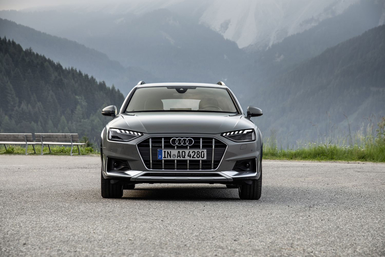 Foto de Audi A4 allroad quattro 2019, toma de contacto (7/21)