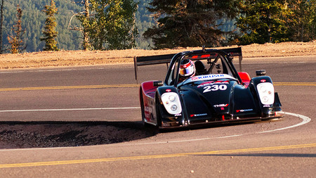 En la Pikes Peak 2013 competirán siete coches eléctricos