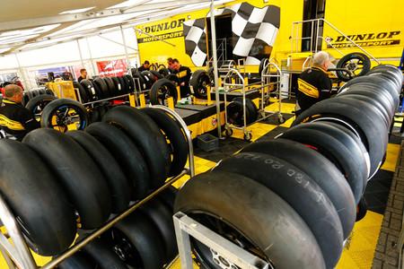 Sin cambios en el mundial: Dunlop renueva hasta 2020 como suministrador único de Moto2 y Moto3