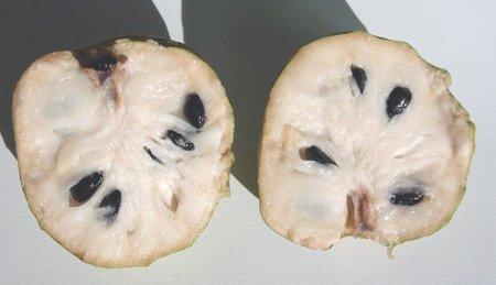 La chirimoya: una gran fuente de potasio