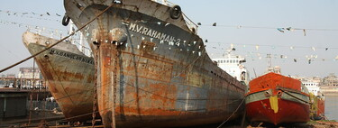 Cada vez más barcos ondean banderas falsas. Para eludir las normas medioambientales, por supuesto