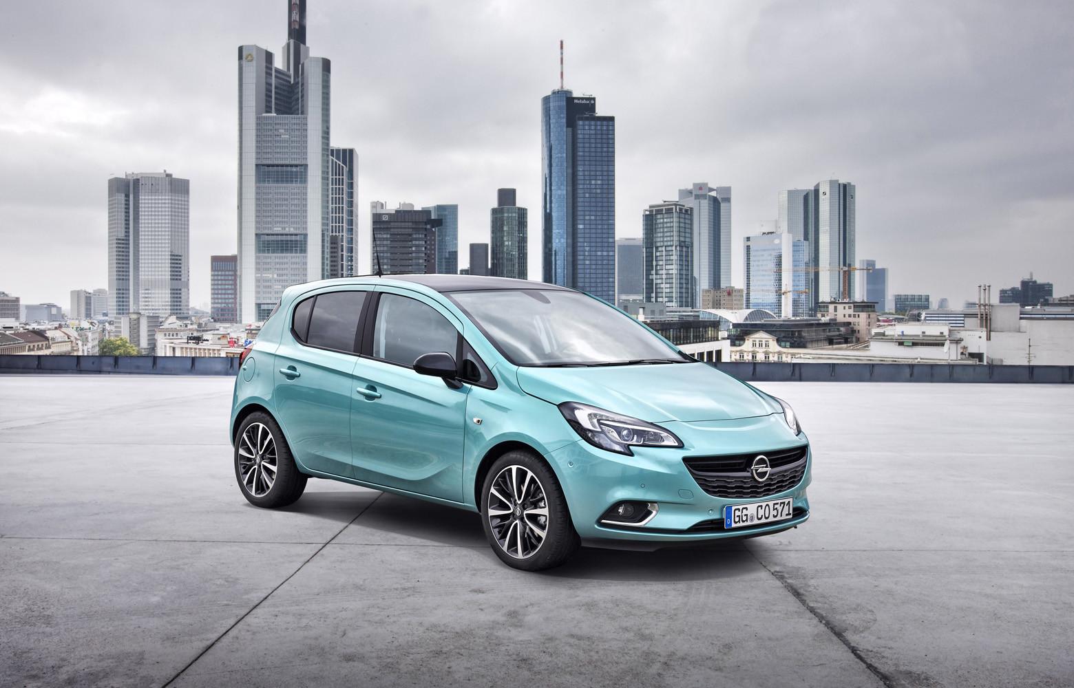 Foto de Opel Corsa (comparativa) (39/47)