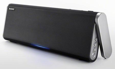 Sony mejora sus altavoces con NFC