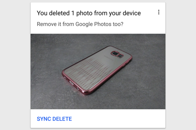 Google Fotos eliminar