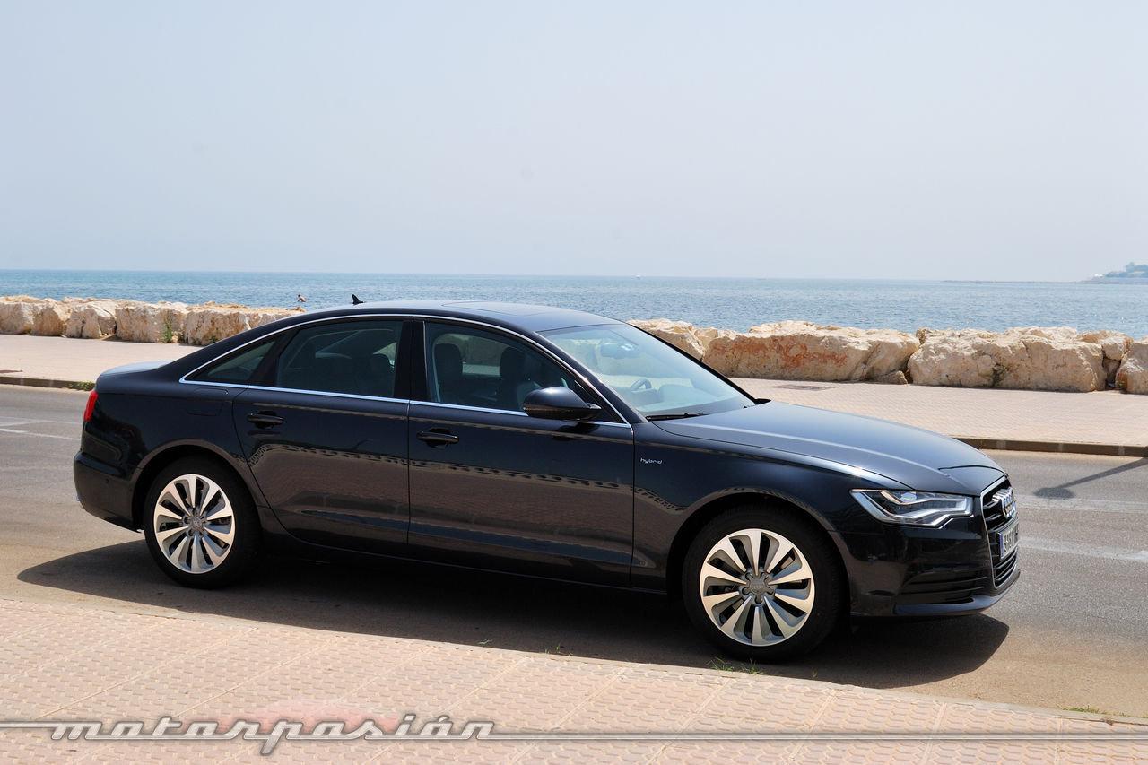 Foto de Audi A6 hybrid (prueba) (30/120)