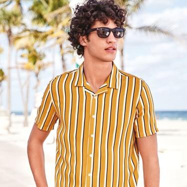 Retro, coloridas y cool: así son las camisas de Lefties que no querrás dejar de usar