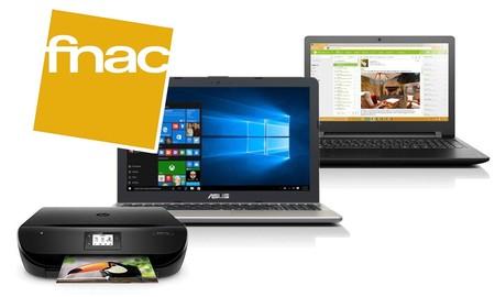 ASUS, Lenovo y HP: rebajas pre Black Friday en informática en Fnac