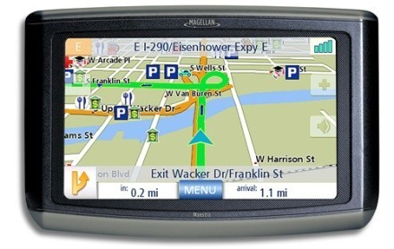 GPS Magellan Maestro