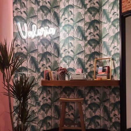 La decoración de Valeria tuvo un espacio en Casa Decor 2021. Foto @simonagarufi_architect