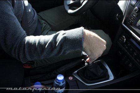 Brazo central del Toyota Auris 2013