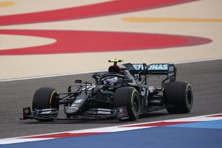Bottas Barein F1 2020
