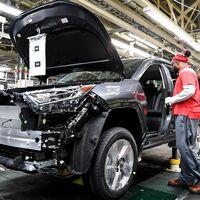 Toyota reducirá su producción mundial de autos en un 40% debido a la escasez de chipsets