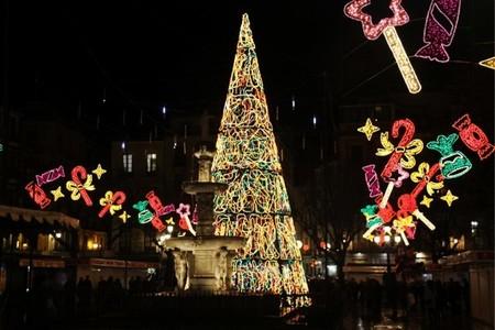Mercado De Navidad Bib Rambla Granada